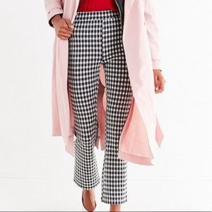 Urban outfitter gingham pants size small